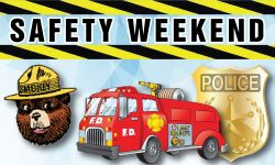 Link to the Safety Weekend Event